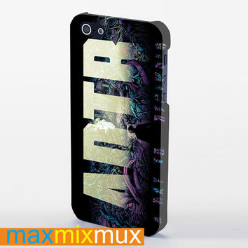 Adtr  iPhone 4/4S, 5/5S, 5C Series Full Wrap Case