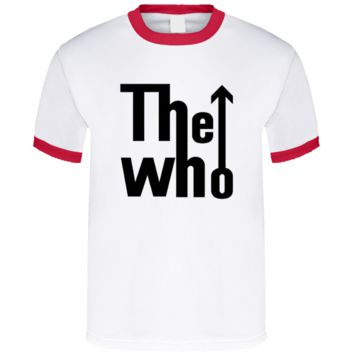The Who Rock Band T Shirt