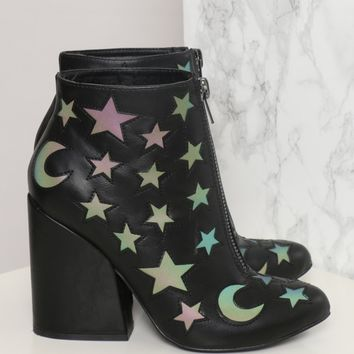 CRAFT MOON & STAR BOOTIE