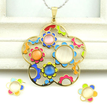 Opal Flower For Children