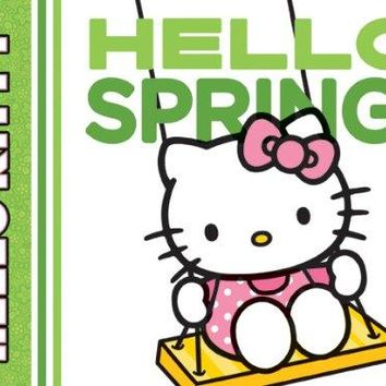 Hello Kitty, Hello Spring! Hello Kitty BRDBK