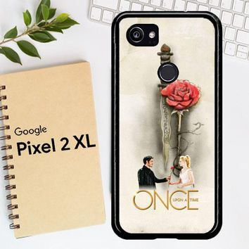 Once Upon A Time Rose X3423 Google Pixel 2 XL Case