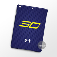 Code SC For Stephen Curry   iPad Case Case Cover Series
