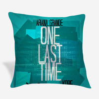 Ariana Grande One Last Time Pillow Case
