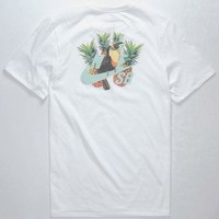 NIKE SB Pineapple Bird Mens T-Shirt