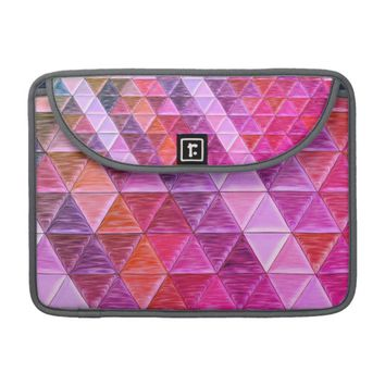 Dreieck MacBook Pro Sleeve