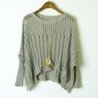 knitted sweater / 0028