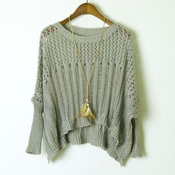 knitted sweater /c 028