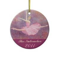 Nutcracker 2011 Commemorative Ornament from Zazzle.com