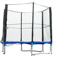 Aosom 12ft Trampoline Enclosure Safety Net