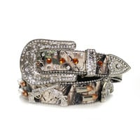 Angel Ranch Women's Sharpshooter Camo Belt
