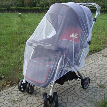 Outdoor Stroller Mosquito Cover (mesh)