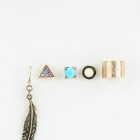 Golden Coast Earring Set