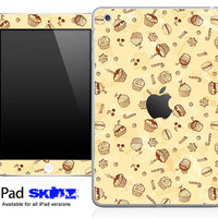 Sweet Tooth Skin for the iPad Mini, iPad 1st, 2nd, 3rd or 4th Generation