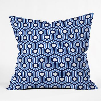 Caroline Okun Magnetic Throw Pillow