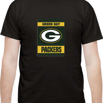Green Bay Packers Double Mens T Shirt