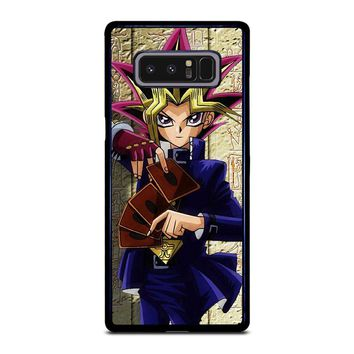YU GI OH ANIME Samsung Galaxy Note 8 Case Cover
