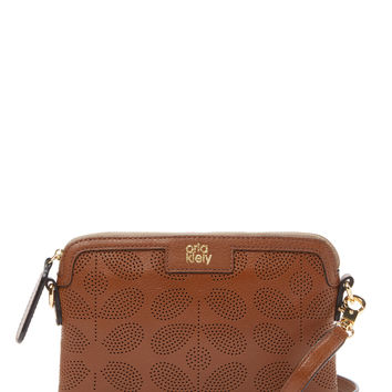 Orla Kiely Women's POPPY BAG - Gold