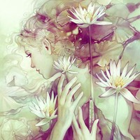 """Pond"" - Art Print by Anna Dittmann"