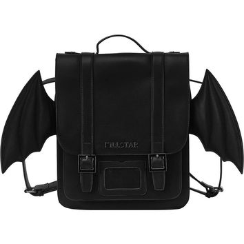 Draven Satchel Backpack [B]