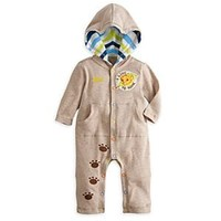 Simba Coverall for Baby - Personalizable | Disney Store