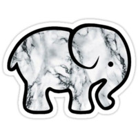Marble Elephant by amariei