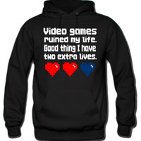 Video Games Hoodie