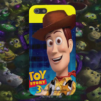 Toystory design iPhone 4,4S,5 case iCaruz made to order