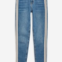 MOTO Side Striped Jamie Jeans