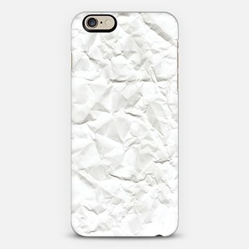 wrinkled iPhone 6 case by austeja platukyte | Casetify