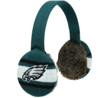 47 Brand Philadelphia Eagles Womens Matchup Ear Muffs - Midnight Green