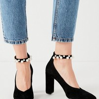Sol Sana Isla Pearl Strap Heel | Urban Outfitters
