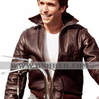 Happy Days A2 leather jacket | Happy Days Leather Jacket