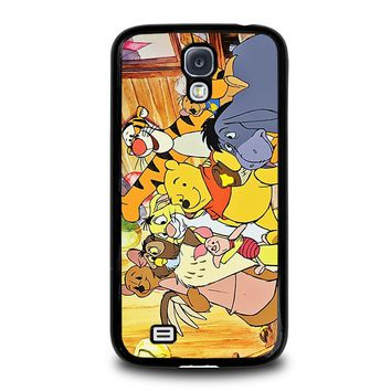 WINNIE THE POOH AND FRIENDS Disney Samsung Galaxy S4 Case Cover