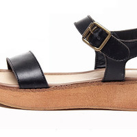 Womens Lovely Platform Sandals