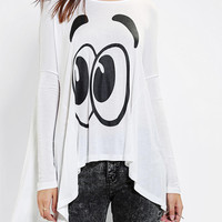 United Couture Big Eye Tee  - Urban Outfitters