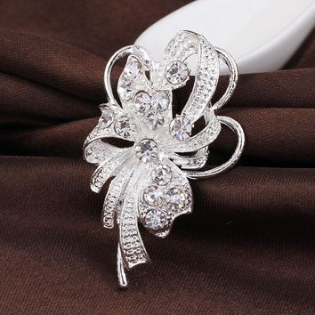 danbihuabi unique rhinestone brooch pins wedding accessories  pins and brooches for women vintage brooch jewelry danbihuabi