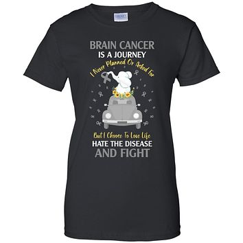 Brain Cancer Awareness Is A Journey