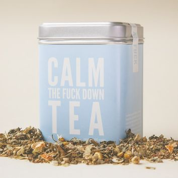 Calm the F*ck Down Tea | Firebox.com - Shop for the Unusual
