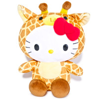 Sanrio Giraffe Hello Kitty Plush Multi One