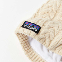 Patagonia Cable Beanie | Urban Outfitters