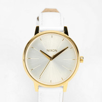 Nixon The Kensington Leather Watch - Urban Outfitters