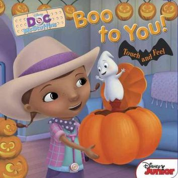 Boo to You! (Doc Mcstuffins)