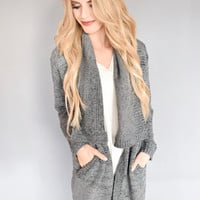 Bridge Way Knit Cardigan