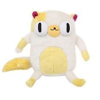 Adventure Time 8'' Cake Plush Doll Licensed NEW
