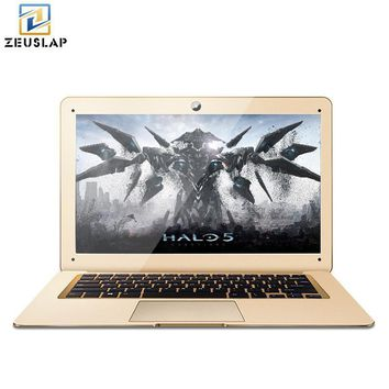 ZEUSLAP Brand 8GB Ram+120GB SSD+500GB HDD Windows 7/10 Ultrathin Quad Core J1900 Fast