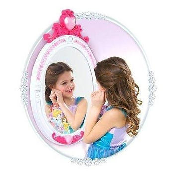 Disney Princess Mirror Female Girl Electronic Toy Age3+ NWT Collectible