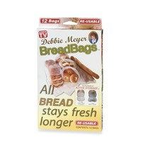 12CT D Meyer Bread Bags