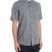 Canopy Short Sleeve Shirt - Dark Grey
