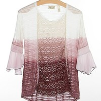 Gimmicks By BKE Ombre Top